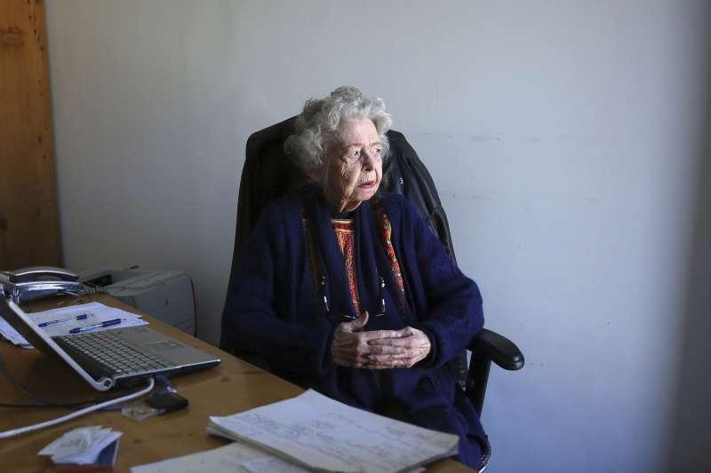 美國歷史學家杜普莉(Nancy Hatch Dupree)9月10日病逝於阿富汗首都喀布爾,享壽89歲,她一生致力於保存阿富汗歷史文化,有「阿富汗的祖母」之稱。(AP)