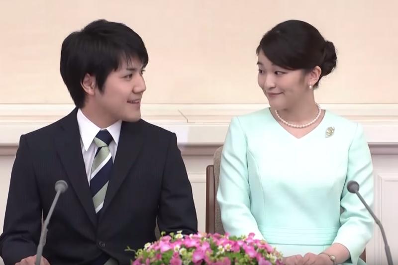 日前,日本天皇的長孫女真子公主宣布訂婚,出嫁後皇室人數將降至18人,再次引發關於日本皇室繼承危機以及能否讓女性繼承皇位的熱議。(圖/ ANNnewsCH @youtube)