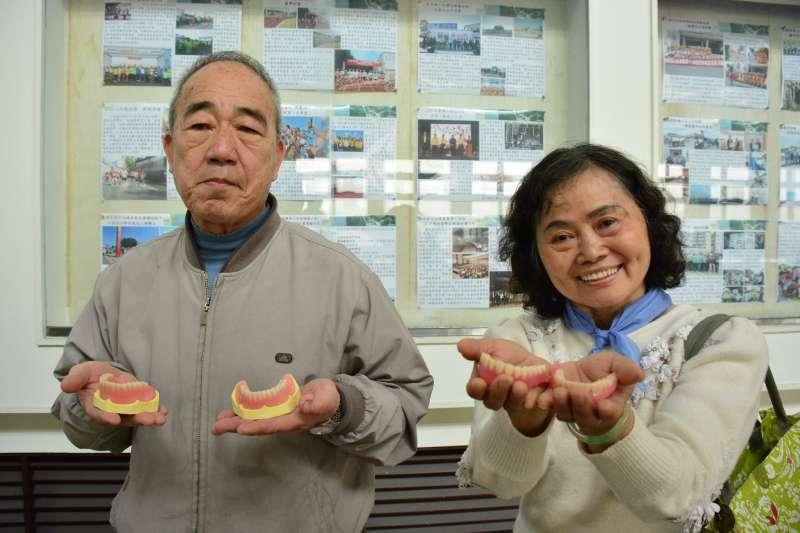 假牙補助申請至9月底截止,凡設籍彰化滿三年以上的65歲以上長者皆可辦理。(圖/彰化縣政府提供)