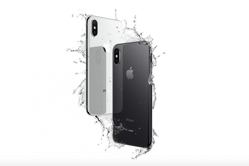 iPhone X。(蘋果官網)