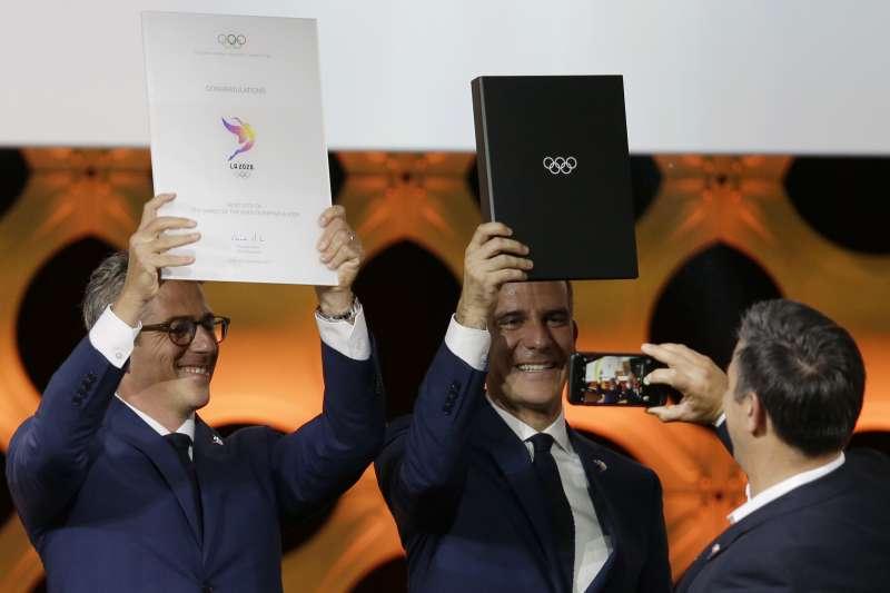 2024奧運:法國巴黎時隔百年再度主辦奧運(AP)