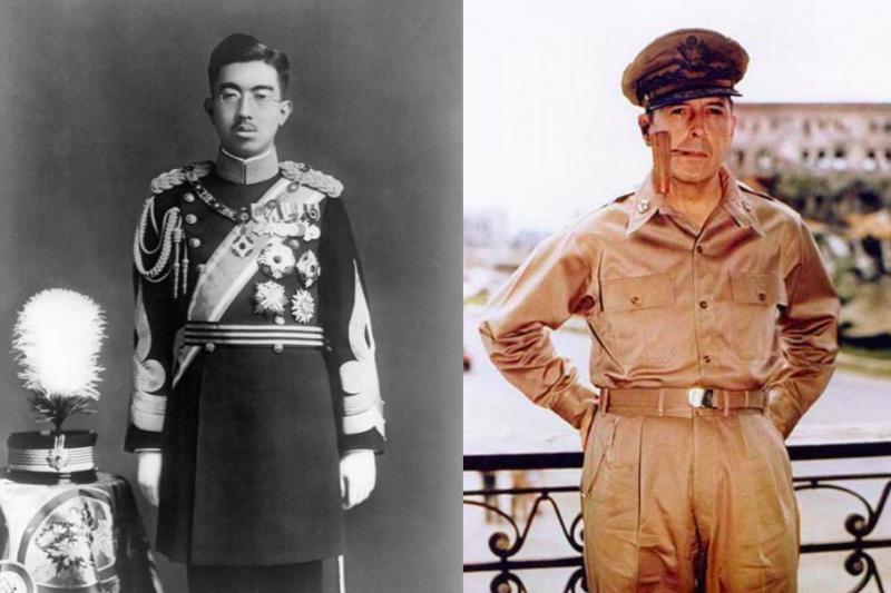 二次大戰結束後,希特勒跟墨索里尼都有悲慘的下場,但裕仁天皇卻可以全身而退,這是為什麼呢?(圖/維基百科)