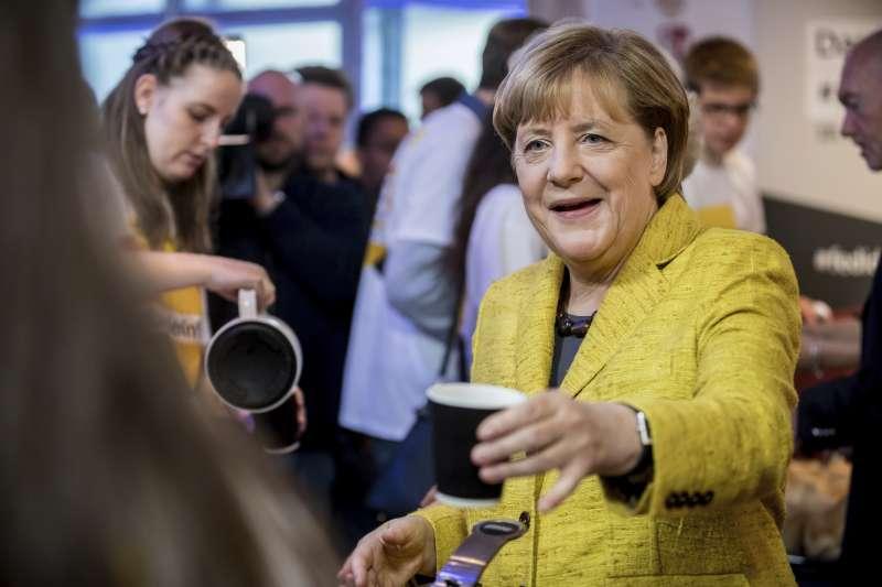 德國人口政策對移民很友善。(美聯社)