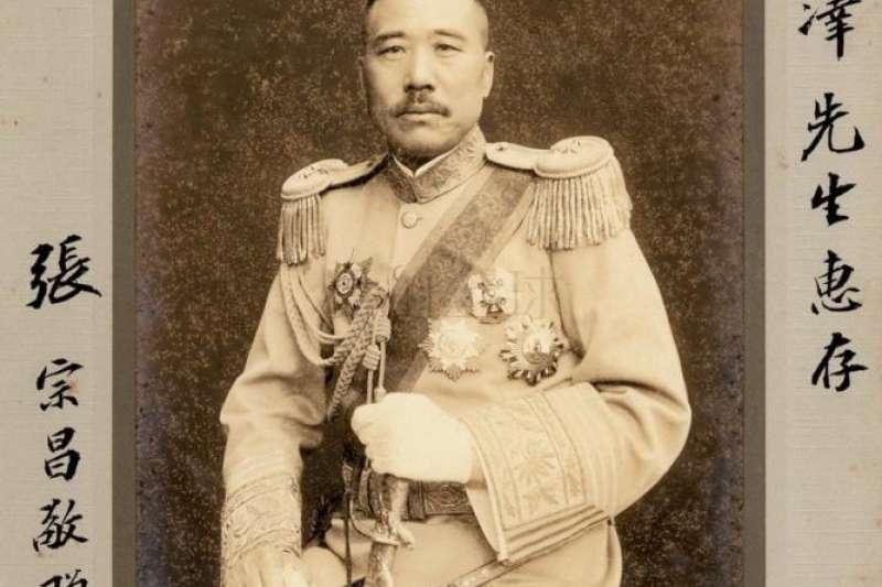 張宗昌。(取自維基百科)