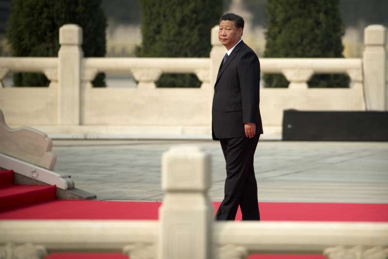 中共十九大:中國領導人如何選舉產生?圖為中國國家主席、中共總書記習近平(AP)