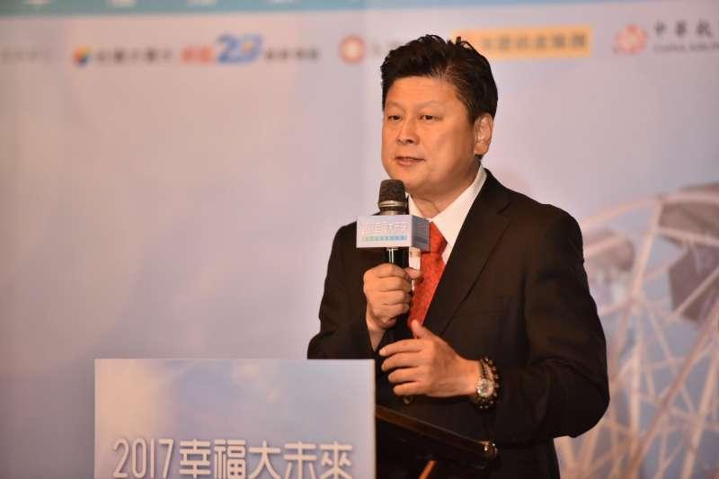 TVBS公布最新縣市長施政滿意度調查結果,花蓮縣長傅崐萁以70%奪下冠軍。(資料照,花蓮縣政府提供)