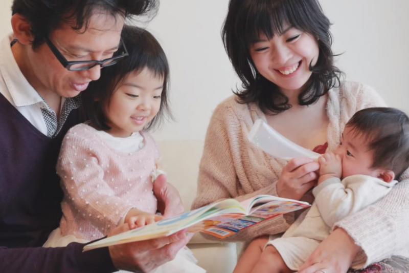 沒人天生懂得當父母,都是在成為父母那刻起,才開始學習。(示意圖非本人/翻攝自youtube)