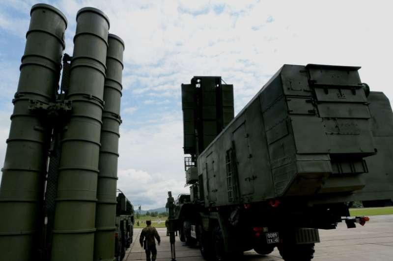 德媒闡釋俄S-400飛彈系統為何暢銷全球。(© Sputnik/ Vitaliy Ankov)