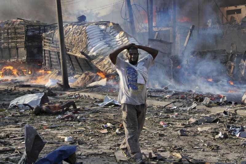 「恐怖攻擊本來就千篇一律,每次都是爆炸和無意義的死亡。對於這種事,誰能說得出什麼有新意的話?」(資料照,美聯社)