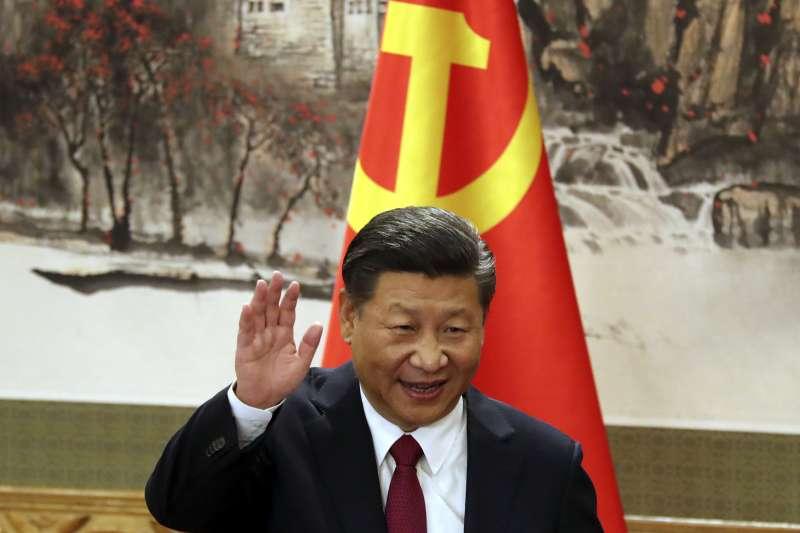 中共最高領導人習近平(AP)