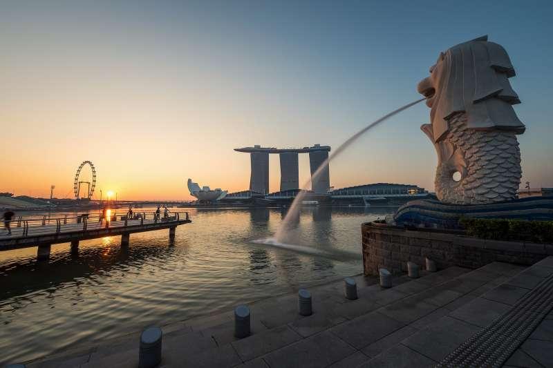 與台灣關係深遠的東協模範生:新加坡。(sasint@pixabay)