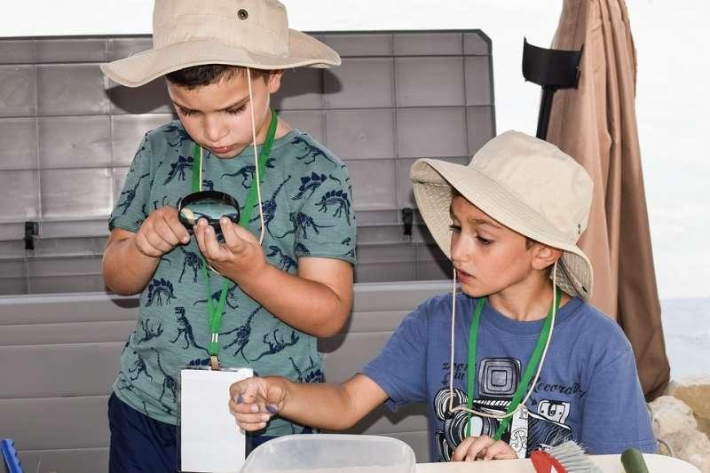 加拿大的芬迪地質博物館是體驗考古學家挖恐龍的好去處!(圖/pixabay)