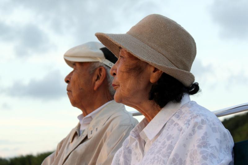 日本人選擇菲律賓作為退休居處,除了溫暖的氣候比較適合老年人之外,還有一個原因就是菲律賓距日本僅四個小時的航程。(資料照,愛長照提供)
