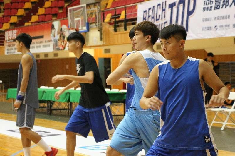 大專籃球運動聯賽賽(UBA)男子公開一級賽將於今(24)日開戰在義守大學登場。(圖/義守大學提供)