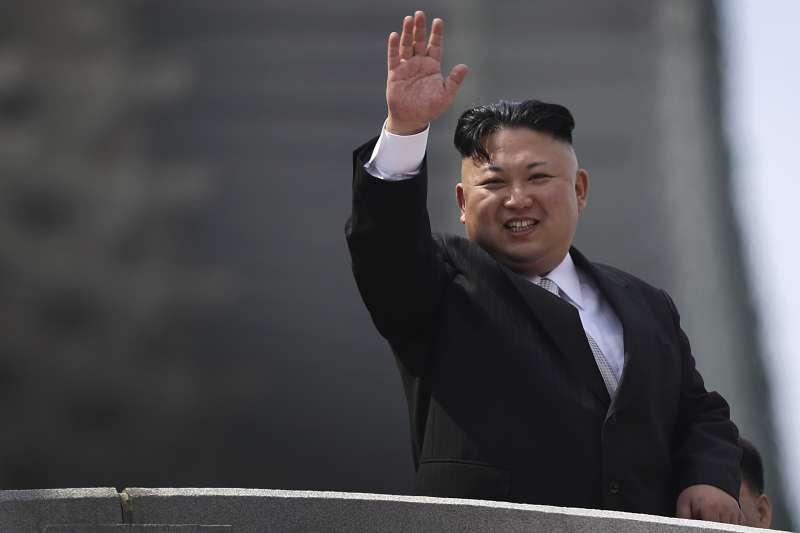 作者指出,制裁北朝鮮,中國開始動真格。(資料照,美聯社)