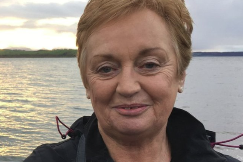 受試驗病患65歲的伊莎貝爾·穆雷:「我現在不覺得自己是個糖尿病人。」(圖/BBC中文網提供)