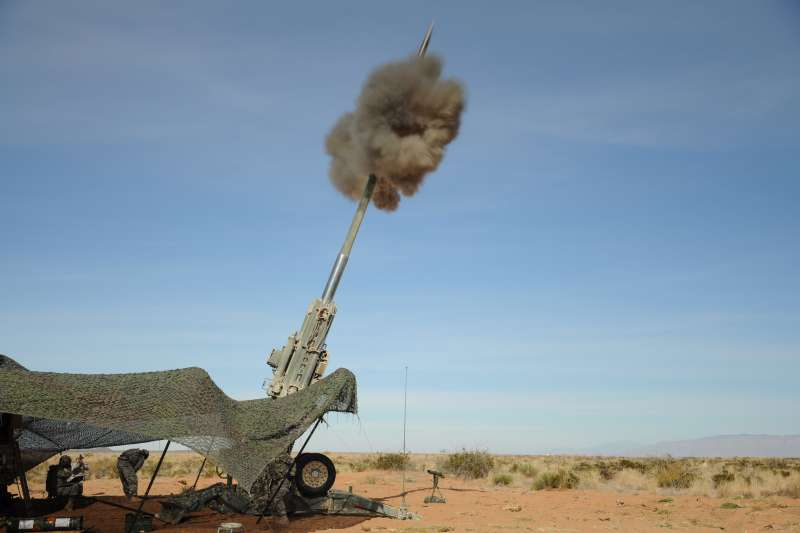 20171208-M982「神劍」導引炮彈。(取自The U.S. Army@Flickr)