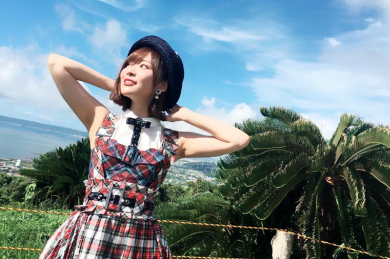 為什麼外貌不出眾,又緋聞纏身的指原莉乃能攀上AKB48冠軍寶座。(圖/指原 莉乃@twitter)