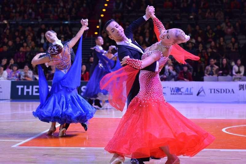 國際國標賽事 WDC 亞巡賽每年都在 2/28 小巨蛋舉辦