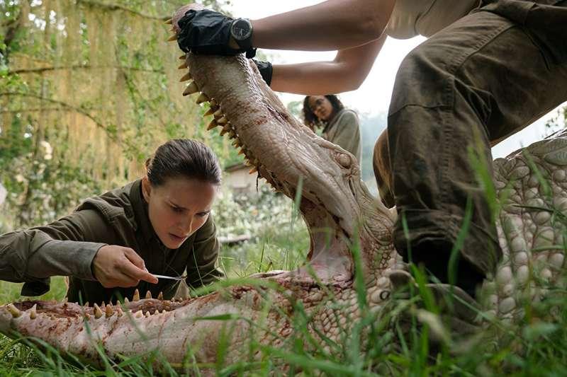 電影《滅絕》(暫譯)由影后娜塔莉波曼主演。(取自IMDb)