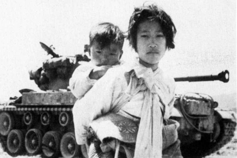 韓戰(Wikipedia / Public Domain)
