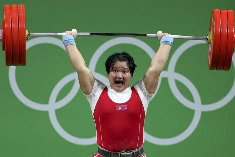 北韓總計獲得過16枚奧運金牌。(BBC中文網)
