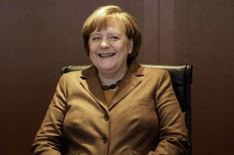 德國總理梅克爾歷經近4個月艱苦談判,終於可望組成新政府(AP)