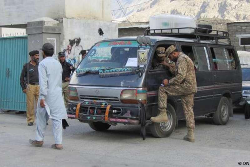 巴基斯坦最北部的特別行政區吉爾吉特-巴爾蒂斯坦。(德國之聲)