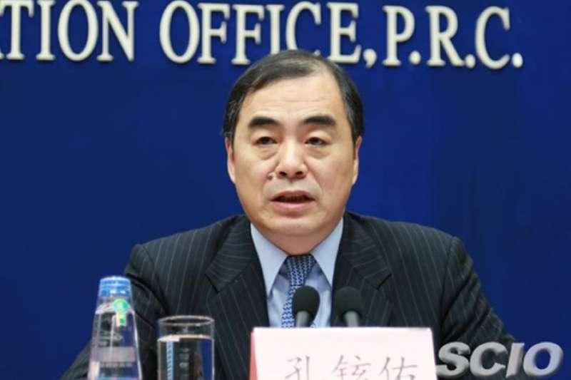 中國外交部副部長孔鉉佑。