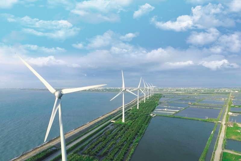 彰化發展離岸風電外商投資預估投資總金額已達到新台幣1兆1,920億元。(圖/彰化縣政府提供)