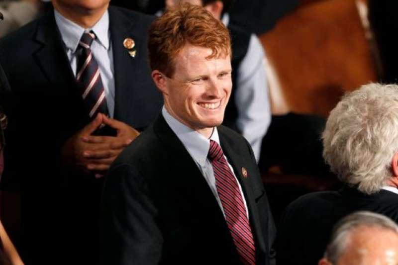 約瑟夫·甘迺迪被譽為民主黨的「明日之星」。(BBC中文網)