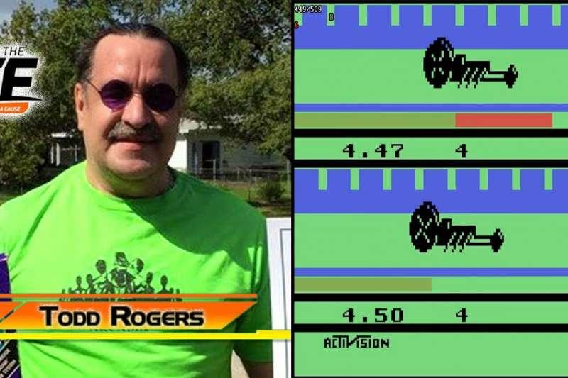 電玩高手羅吉爾在「改裝賽車」遊戲中的紀錄被質疑造假,金氏世界紀錄已取消他的成績紀錄(翻攝網路)