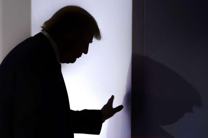 美國總統川普執意要公布共和黨的備忘錄。(美聯社)
