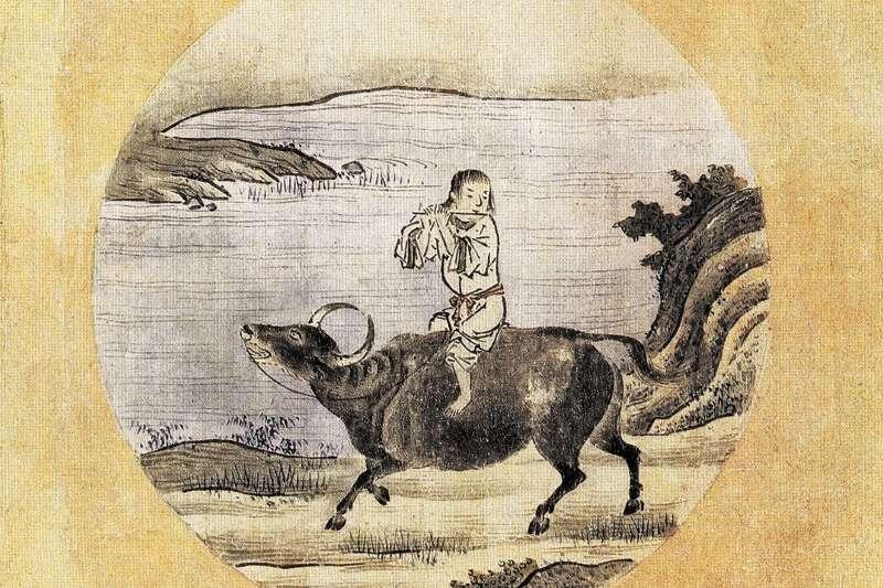 「每日所見的情景差不多都是:我媽追逐著牛,逃命似地奔跑在村子裡,一手狠命拽繩子,一手揮大棒,大呼小叫,如臨大敵。要知道路兩邊都是莊稼,危機重重……啃了得賠啊!什麼騎著牛背啦迎著夕陽吹著笛子啦之類的牧牛行樂圖,只是文學呈現吧……」