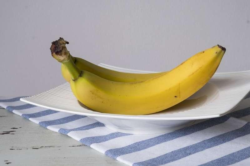 早餐單吃香蕉太單調,專家教你這樣搭配營養更全面。(圖/Bru-nO@pixabay)