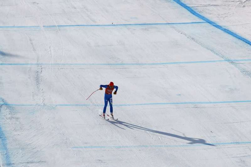 平昌冬奧選手