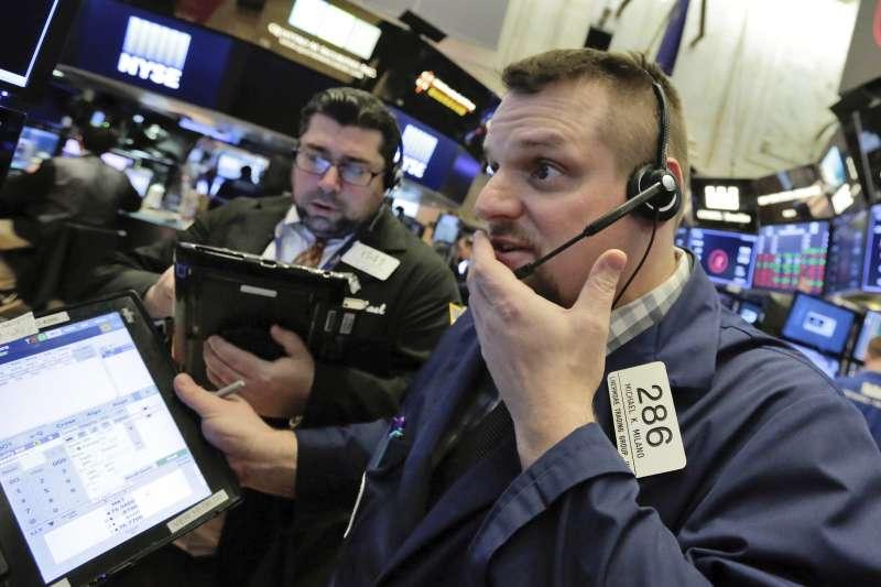 FED是否3月會升息,幾乎完全取決於金融市場表現了。(美聯社)