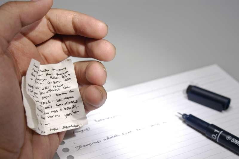 調查顯示,英國大考作弊事件層出不窮,許多老師也舞弊洩題給學生。(Hariadhi@Wikipedia / CC BY 2.5)
