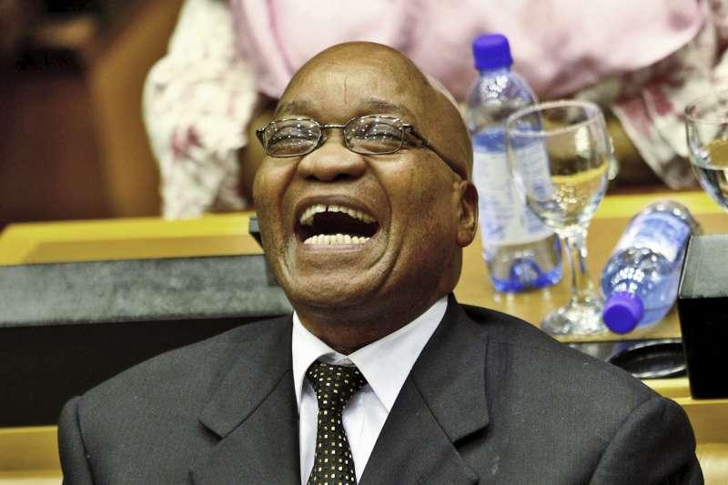 南非總統祖馬遭黨內逼宮下台(AP)