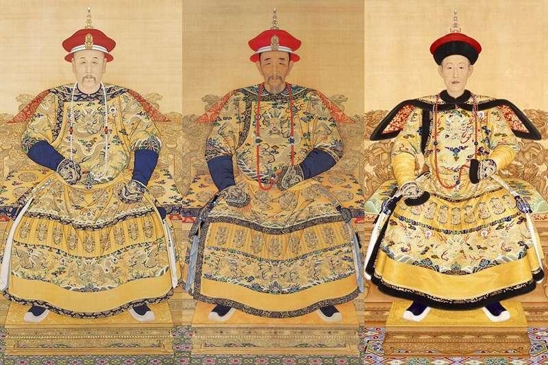 皇帝只穿黃色的衣服,真是這樣嗎?(圖/Wikipedia)