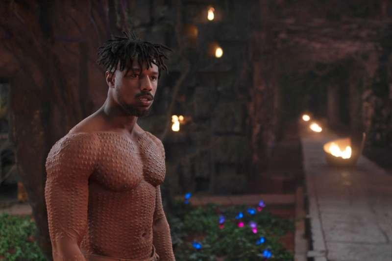 迪士尼發行漫威首部黑人英雄電影《黑豹》(AP)