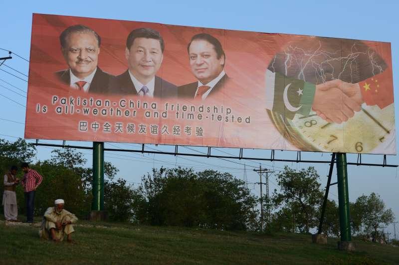 巴基斯坦沒有把中文列為官方語言,而是鼓勵學中文(BBC中文網)