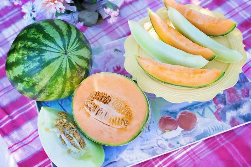 在澳洲、南非都出現因食用哈密瓜,染上李斯特菌的致死案例。(圖/pixabay)