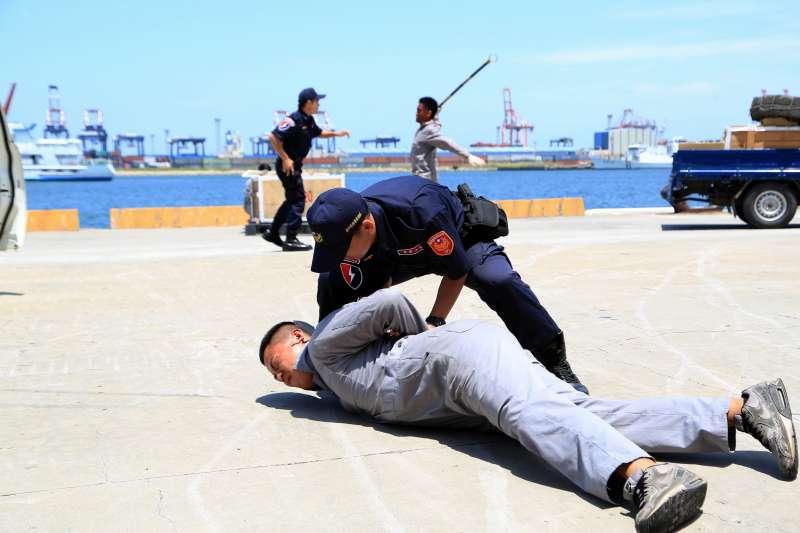 台中市警局執行「安居緝毒專案」,犯嫌羈押率達81%,績效卓著。(圖/台中市政府提供)