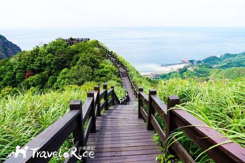 天氣好時,就去濱海步道療癒一下!(圖/Travel of Rice 小米遊記@facebook)