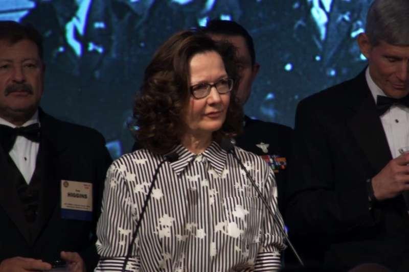 中央情報局(CIA)副局長哈斯佩爾(Gina Haspel)被川普總提名接任局長(YouTube)