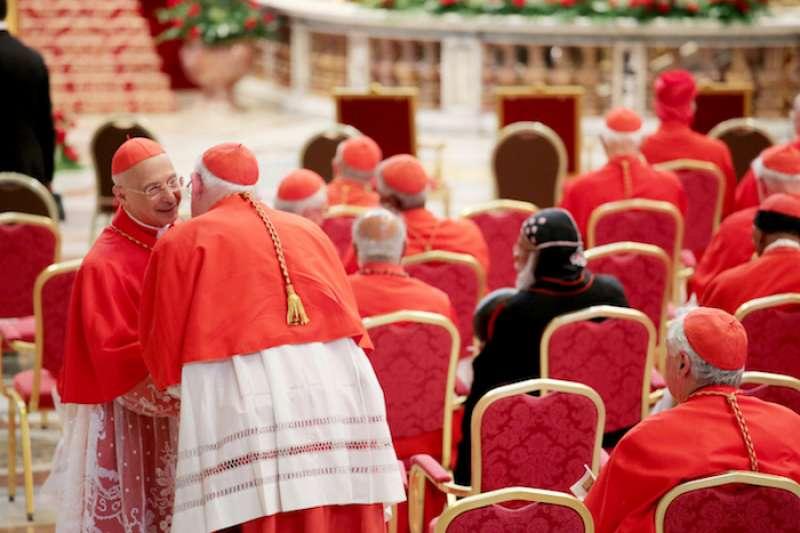 樞機主教。(曾廣儀攝)