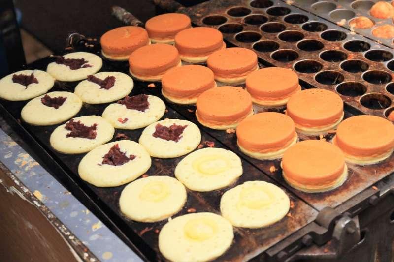 台灣美食車輪餅在英國大放異彩,但為何最經典的紅豆口味卻不受歡迎呢?(圖/skas0203@flickr)