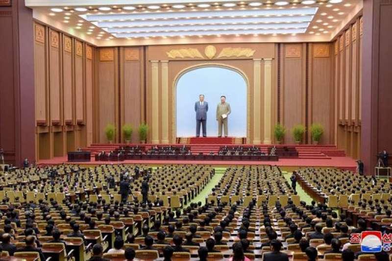 北韓最高人民會議。
