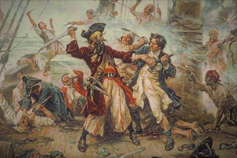 為何「上海」在國外有「誘拐、欺騙」的意思呢?全都來自一段160年前的黑暗航海史...(圖/維基百科)